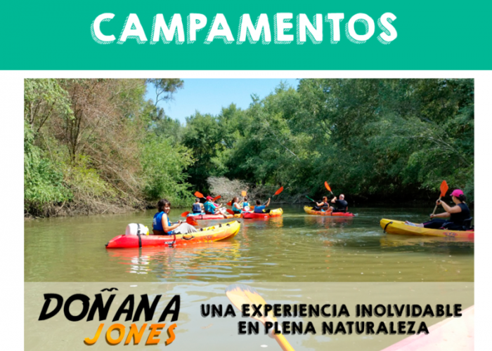 Campamentos Doñana Jones