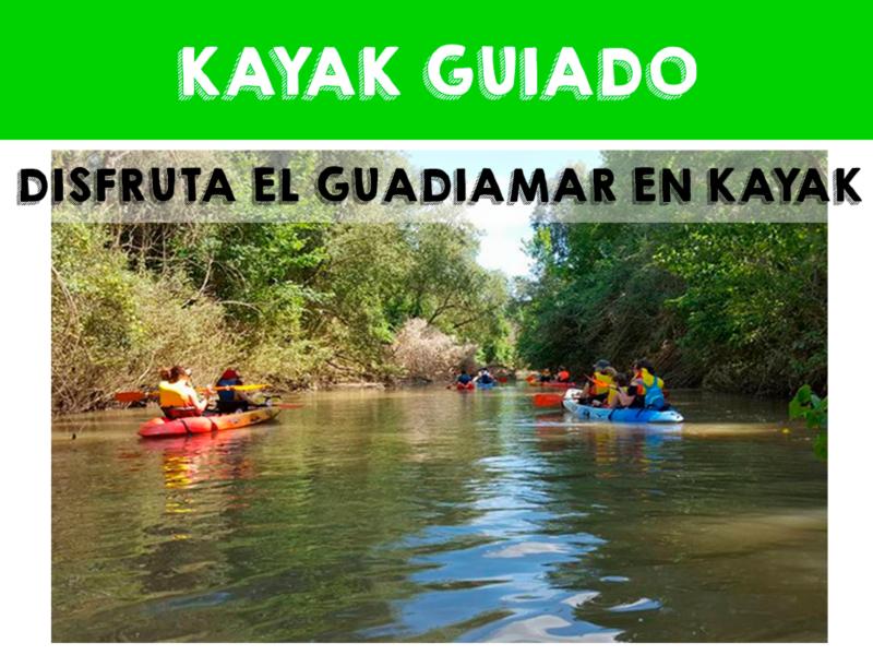 Kayak Guadiamar