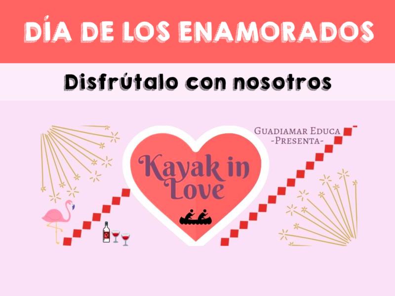 Kayak in Love