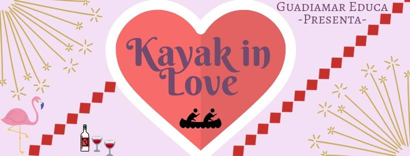 Kayak in Love
