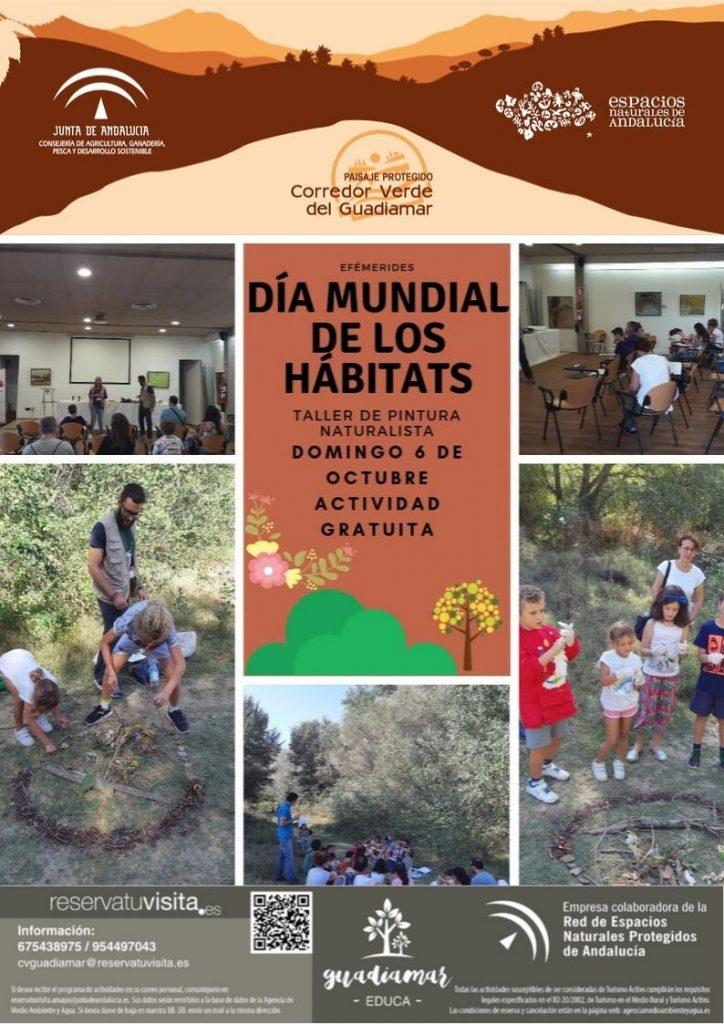 Día mundial de los habitats octubre