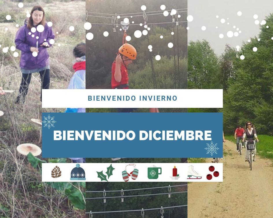 Bienvenido Diciembre - Bienvenido Invierno