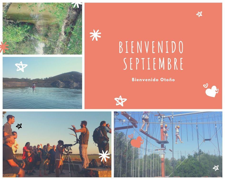 Septiembre en el Guadiamar
