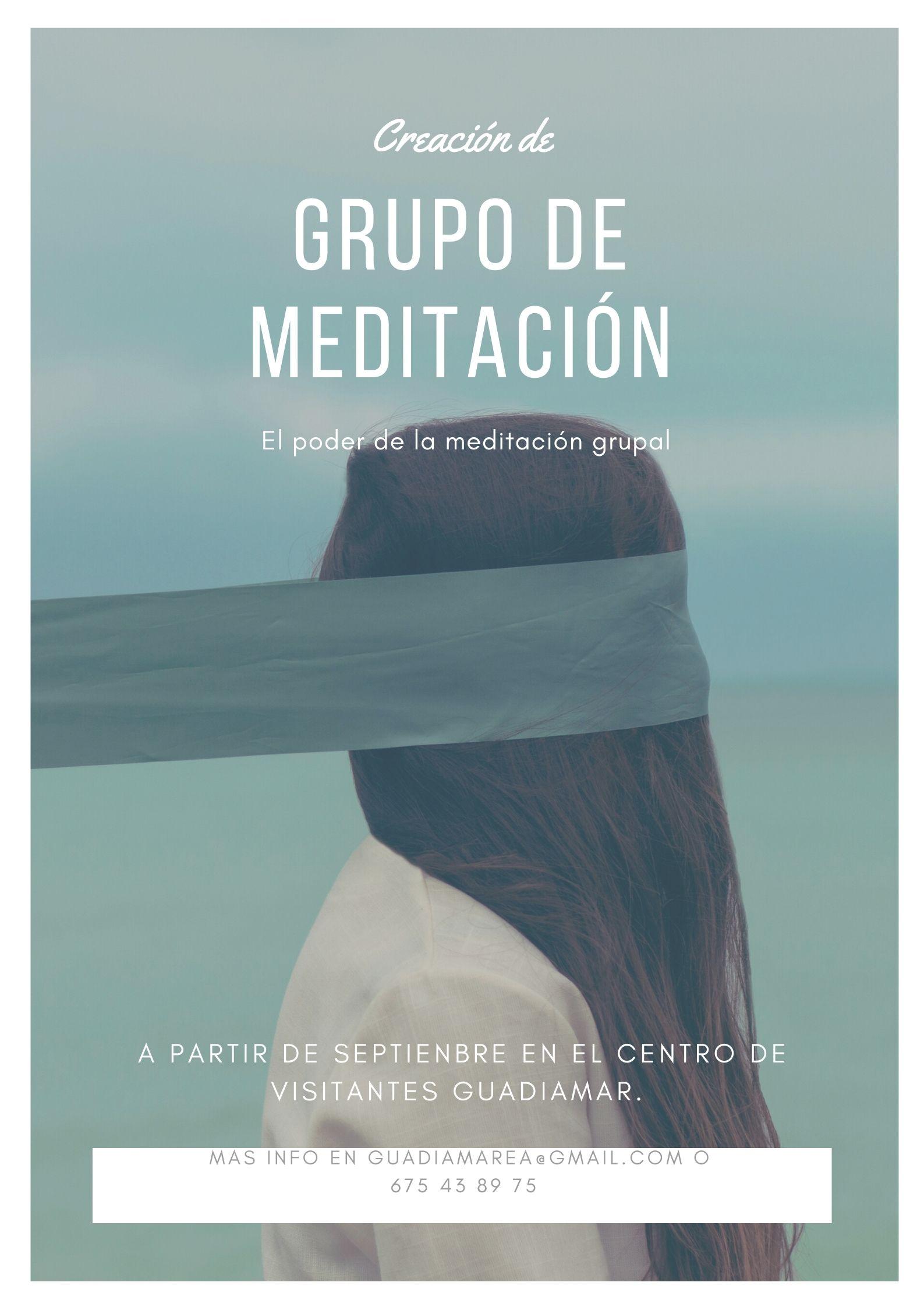 Grupo Meditación grupal