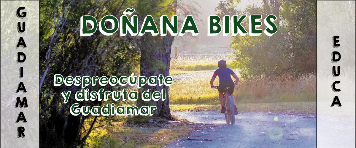 Doñana Bikes - Guadiamar Educa