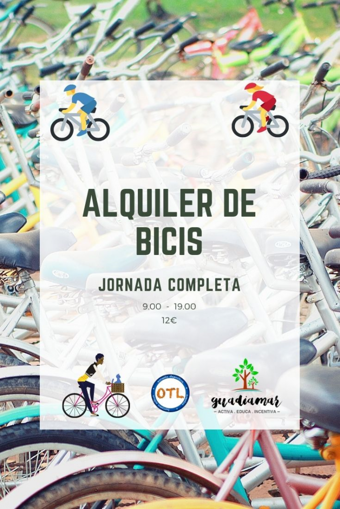 Doñana Bike - Guadiamar Educa