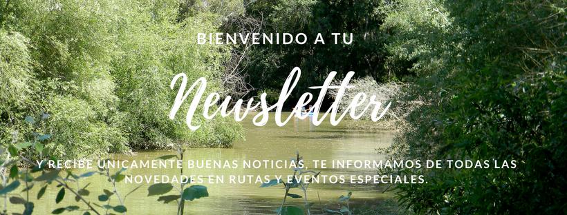 Newsletter Guadiamar Educa